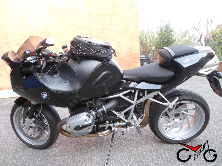 sella bmw r 1200 s,