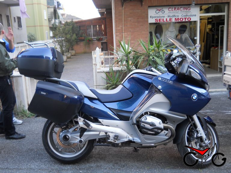 sella bmw r1200 rt .