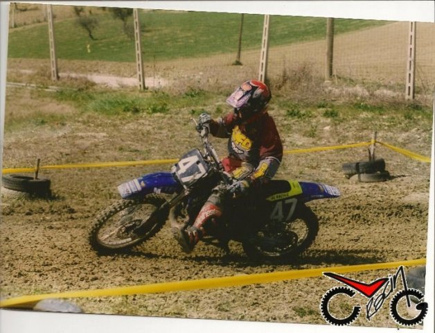 sella  moto pilota cross