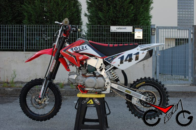sella moto pit bike ROTEK(1)