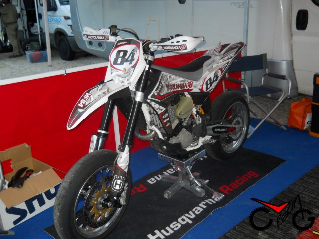 sella moto husqvarna super motard